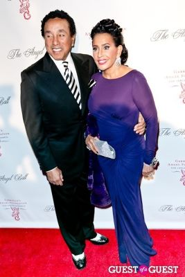 frances robinson in Gabrielle's Angel Foundation Hosts Angel Ball 2012