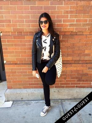 sneha ramachander in Fall Street Style 2014