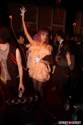 sofia lamar in JEREMY SCOTT. FASHION WEEK AFTERPARTY.