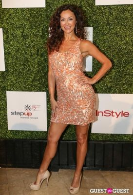 sofia milos in Step Up Women's Network 10th Annual Inspiration Awards