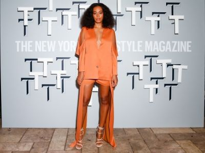 solange knowles in T Magazine Celebrates The Inaugural Issue of The Greats in L.A.