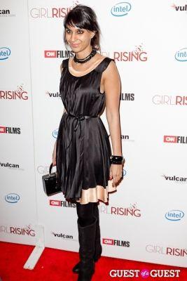 soleil nathwani in Girl Rising Premiere