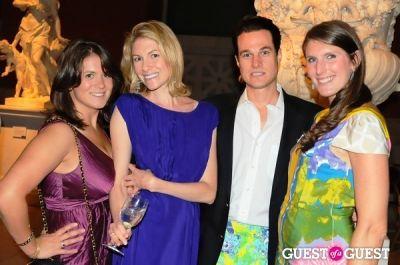 lauren bernstein in The MET's Young Members Party 2010