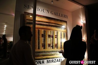 Seyhoun Gallery presents contemporary artist Sona Mirzaei