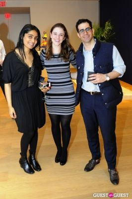 sonal shetkar in IvyConnect NYC Presents Sotheby's Gallery Reception