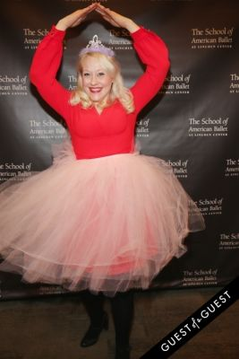 sondra rapoport in School of American Ballet's Fall Affair