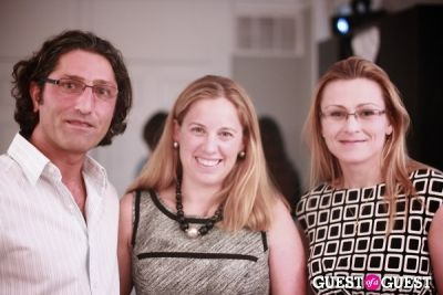 soner ozbay in O Salon in Georgetown - Fashion's Night Out