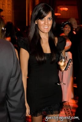 sonia anand in El Museo's Gala