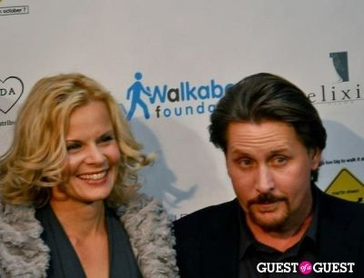 emilio estevez in The Way Premiere and after party