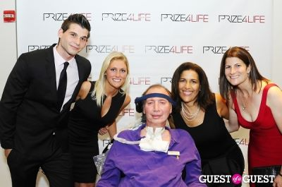 cynthia mazareas in The 2013 Prize4Life Gala