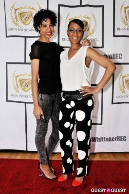 sonya marin in Reign Entertainment Hosts The Launch of 3D Art by S. Whittaker