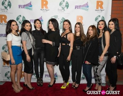 ani petrosyan in Food Haus Cafe Celebrates Grand Opening in DTLA