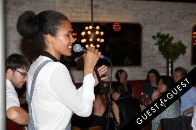 sophia bastian in Belstaff & BlackBook Celebrate The Women Of New York