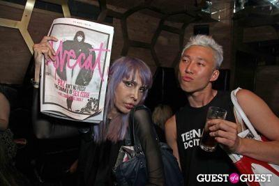 mark hsu in Lovecat Magazine Summer of Sex Launch
