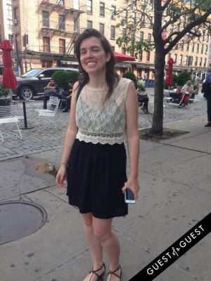 sophie hays in Summer 2014 NYC Street Style