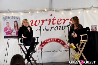 katherine kallinis-berman in Writers on the Row - Day 4