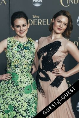sophie mcshera in Premiere of Disney's