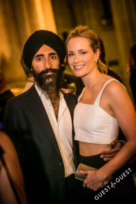 waris ahluwalia in Creative Time 2015 Spring Benefit