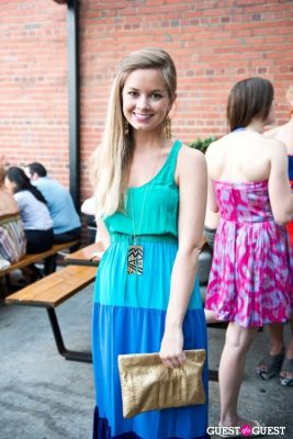 sophie pyle in Rent the Runway @ American Ice Company