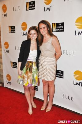 ellie leblond in WHCD Leading Women in Media hosted by The Creative Coalition, Lanmark Technology and ELLE