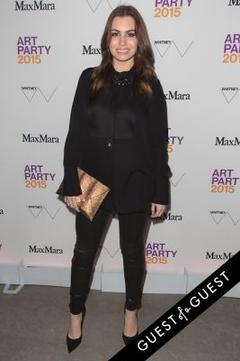 sophie simmons in Art Party 2015 Whitney Museum of American Art
