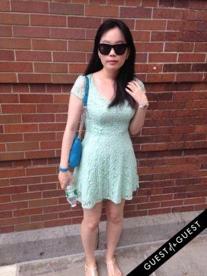 soyoun jo in Summer 2014 NYC Street Style