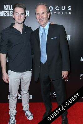 spencer rose in Kill The Messenger Movie Premiere