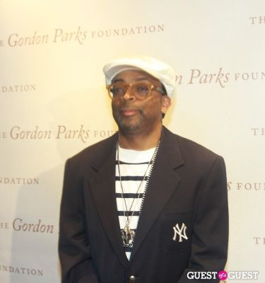 spike lee in The Gordon Parks Foundation Awards Dinner and Auction