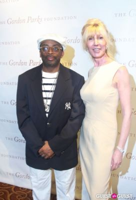 diana revson in The Gordon Parks Foundation Awards Dinner and Auction