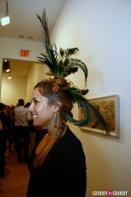 spring dautel in New York Foundation for the Arts benefit