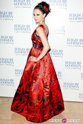 stacey bendet in Bergdorf Goodman celebrates it's 111th Anniversary at the Plaza