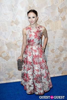 stacey bendet in Alice and Olivia Presentation