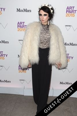 stacey bendet in Art Party 2015 Whitney Museum of American Art