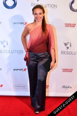 stacey malo in The 2015 Resolve Gala Benefiting The Resolution Project