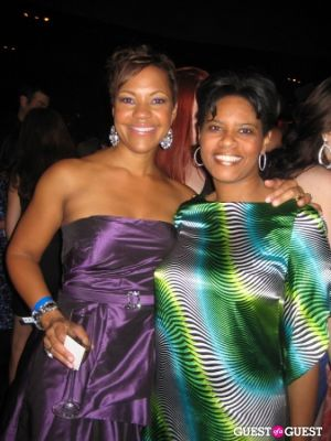 stacie turner in Washington Life's Real Housewives of D.C. After-Party