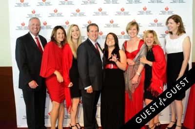 stacy johnson-moore in American Heart Association's 2014 Heart Ball