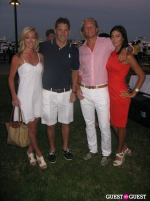 stacy kaplan in Hamptons Magazine Annual Clam Bake