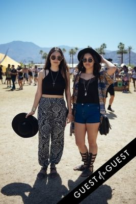 jackie gutierrez in Coachella Festival 2015 Weekend 2 Day 1
