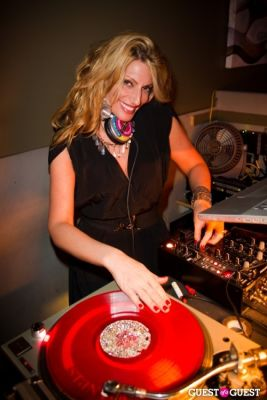 stacy stylez in GofG pop-up party @ Velour