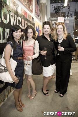 melinda bush in Kristin Pasternak Fine Jewelry launch party