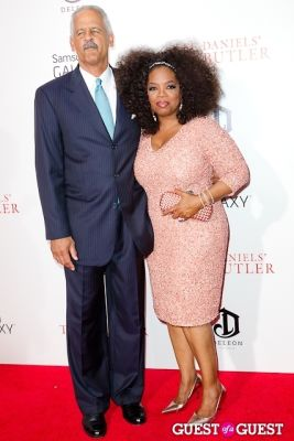 stedman graham in The Butler NYC Premiere