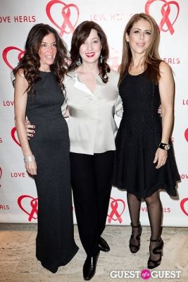 stefani greenfield in Love Heals 2013 Gala