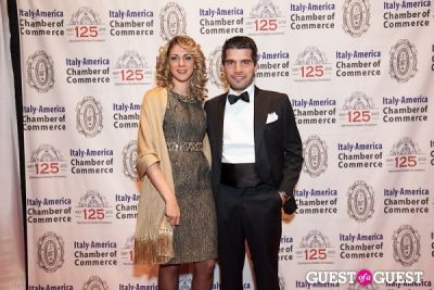 stefano pileggi in Italy America CC 125th Anniversary Gala