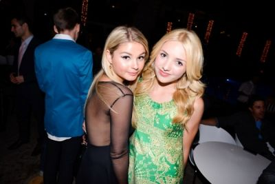 stefanie scott in NYLON May Young Hollywood Issue Party 2013