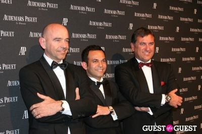 wolfgang sickenberg in Audemars Piguet Royal Oak 40 Years New York City Exhibition Gala