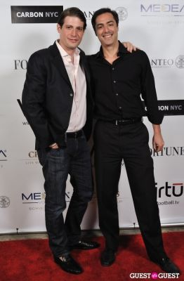 stefano saccani in Carbon NYC Spring Charity Soiree