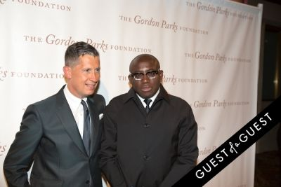 edward enninful in Gordon Parks Foundation Awards 2014