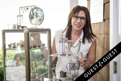 stella flame-fine-jeweler in Hamptons Collective White Party