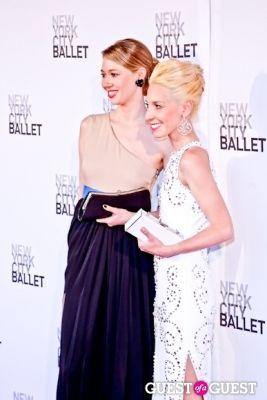 stella maria-matzaris in New York City Ballet's Spring Gala