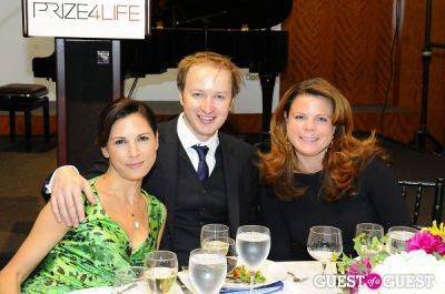 steven wreford in The 2013 Prize4Life Gala